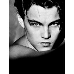 Leonardo DiCaprio by Greg Gorman