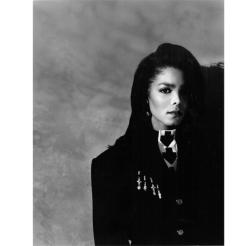 Janet Jackson by Greg Gorman