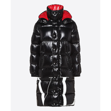 The Valentino x Moncler coat. Photo: Courtesy of Moncler/Valentino