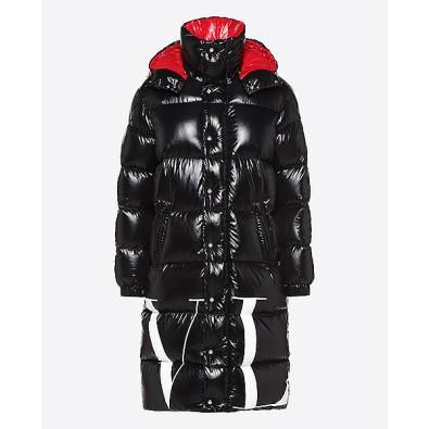 The Valentino x Moncler coat. Photo: Courtesy of Moncler/Valentino