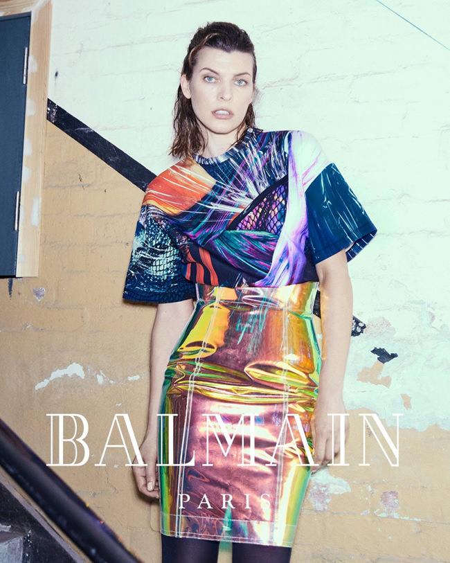 Milla-Jovovich-Balmain-Fall-2018-Ad-Campaign-Fashion-Tom-Lorenzo-Site-4