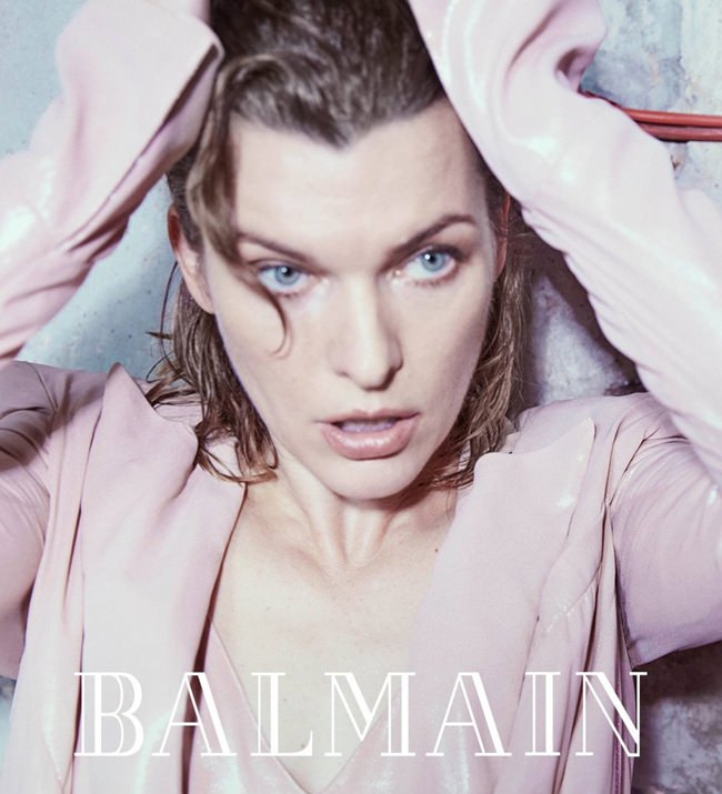 Milla-Jovovich-Balmain-Fall-2018-Ad-Campaign-Fashion-Tom-Lorenzo-Site-7