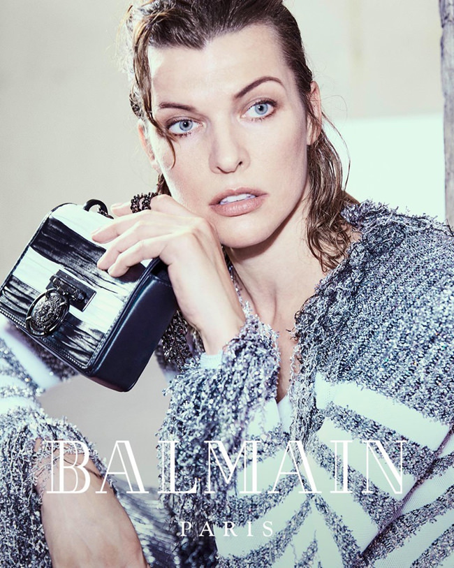 Milla-Jovovich-Balmain-Fall-2018-Ad-Campaign-Fashion-Tom-Lorenzo-Site-8
