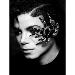 Michael Jackson by Greg Gorman
