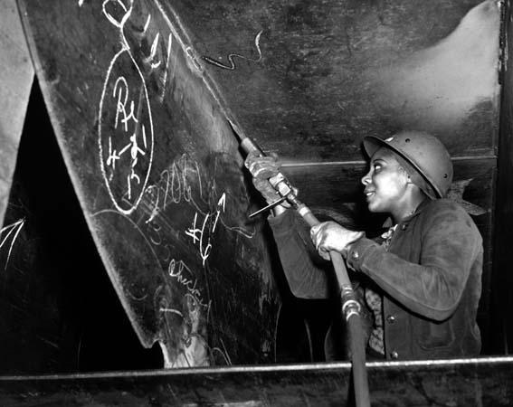WAR & CONFLICT BOOKERA:  WORLD WAR II/THE HOME FRONT/WAR WORK & PRODUCTION