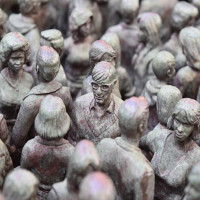 A Tiny Figures Installation Shows How Powerful Grassroots Organizations Can Be.
