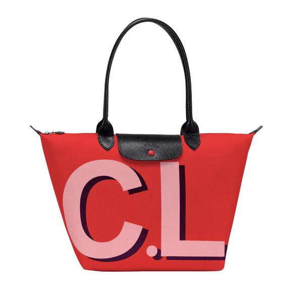 "Longchamp""s ""Pliage"" customizable eco-sustainable tote (photo: Longchamp)"