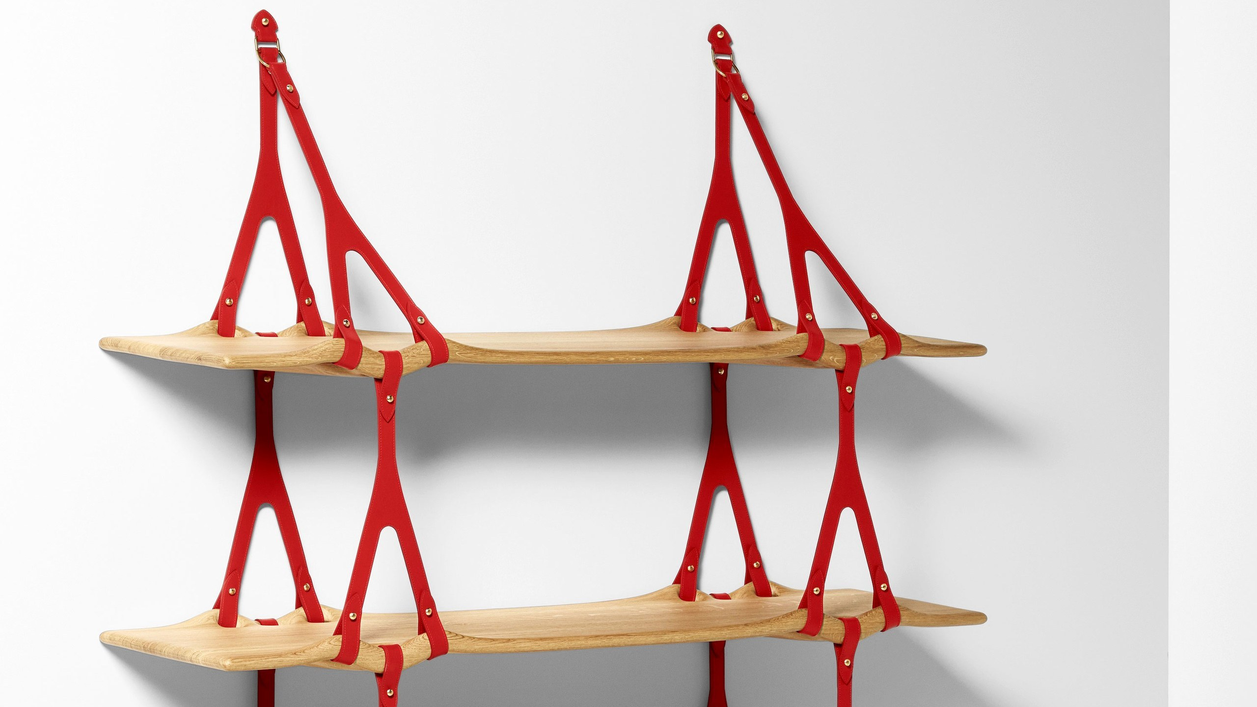 Louis Vuitton Objets Nomades Shelves by Andrew Kudless (photo: courtesy).