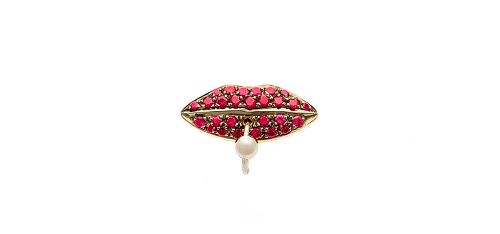 Delfina Delettrez SS19 Jewelry Collection (photo: courtesy)