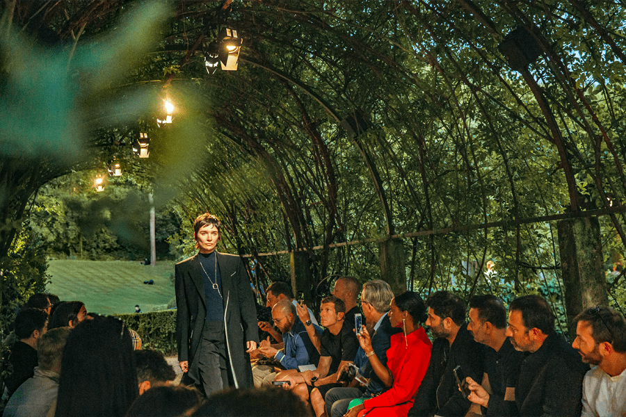 Givenchy Spring 2020 collection presented during Pitti Uomo 96. (photo: Givenchy)