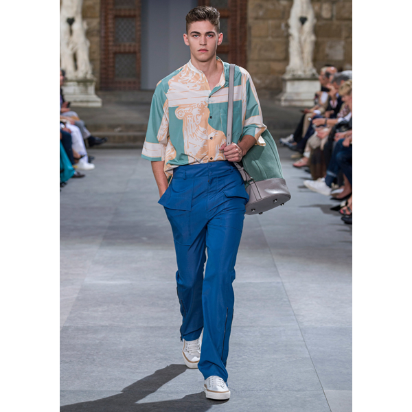 Salvatore Ferragamo Spring 2020 Collection (photo: courtesy)