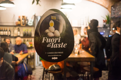 "Restaurants in Florence offer culinary professionals and turists specially designed menus titled ""Fuori di Taste"" (translating to 'outside of The Taste'). (photo: Pitti Taste)"