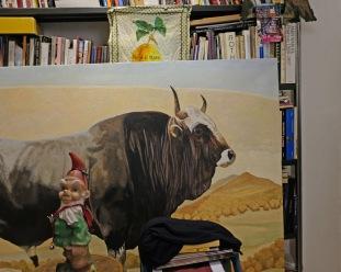 Inside the Massimo Alba showroom in Milan, Italy. (photo: Lucas Pantoja)