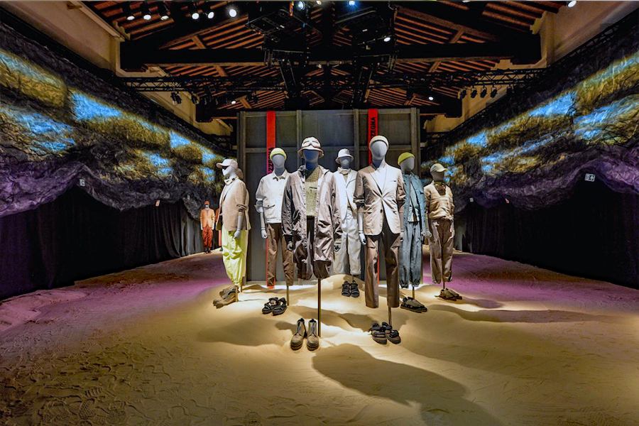 """Pitti Uomo's biggest stories: Z Zegna's new """"Conscious Lifestyle"""" collection presented during Pitti Uomo 96 (photo: courtesy)"""
