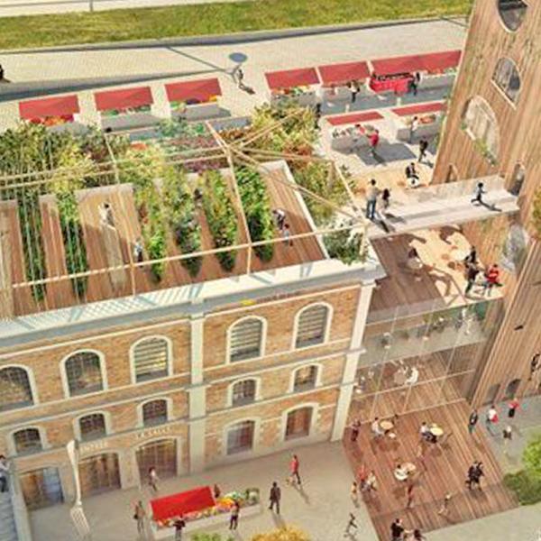 Ré-alimenter Masséna by award winning architect Lina Ghotmeth (photo: courtesy)