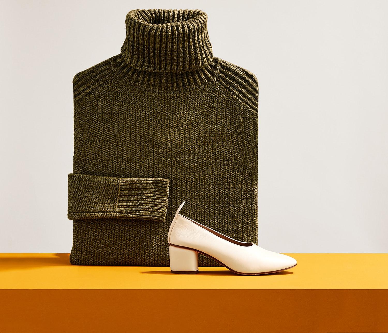 JOSEPH designs on the Vestiaire Collective website. (photo: courtesy Vestiaire Collective)