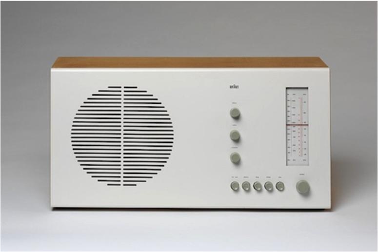 A 60s RT 20 Tischsuper radio.