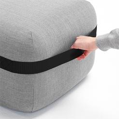 'Mini Pouf' Mobile Chair