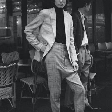 #DesignersApartment designer Rouge Margaux (photo: The Chambre Syndicale de la Mode Masculine)