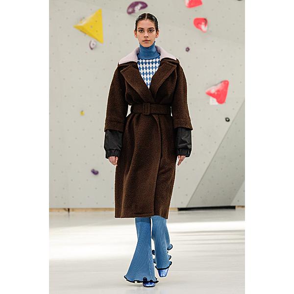 Arthur Arbesser Fall/ Winter 2019 fashion show. (photo: courtesy Arthur Arbesser)