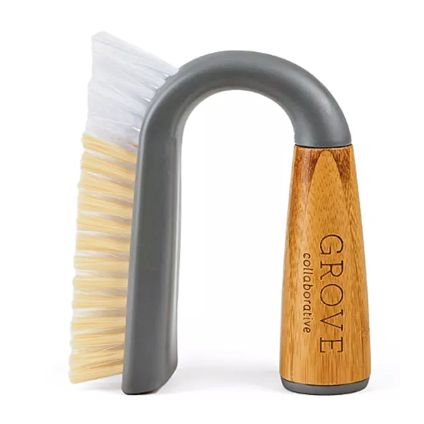 Grunge Buster Grout & Tile Brush, $6.95 USD. (photo: Grove)