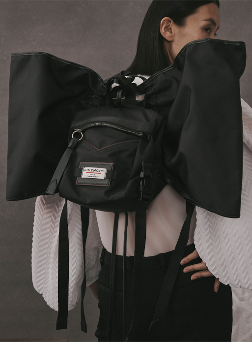 Givenchy Atelier capsule collection (photo: courtesy)