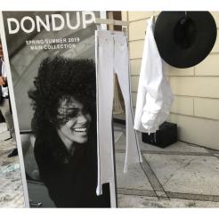 Dondup SS19 (photos: Nichelle Cole)