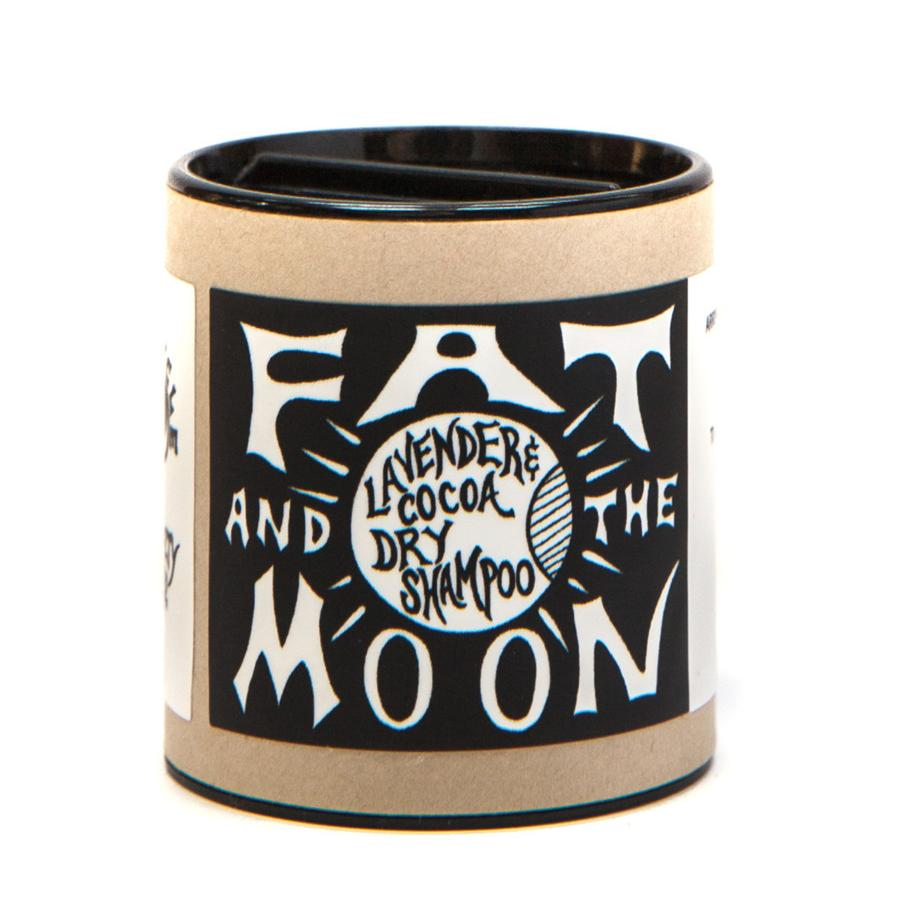 Natural dry shampoo products: Lavender and Coco Dry Shampoo, $14.00 (photo: courtesy Fat and the Moon)