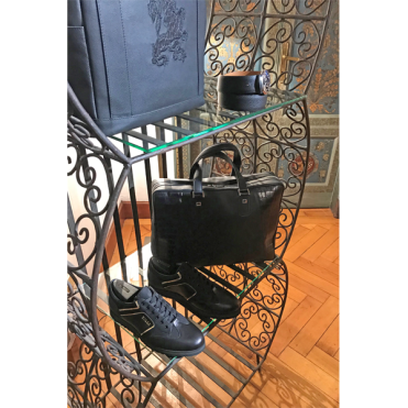 Zilli Fall/ Winter 2019-20 collection presented during Milan Fashion Week. (photo: QC Humphrey)