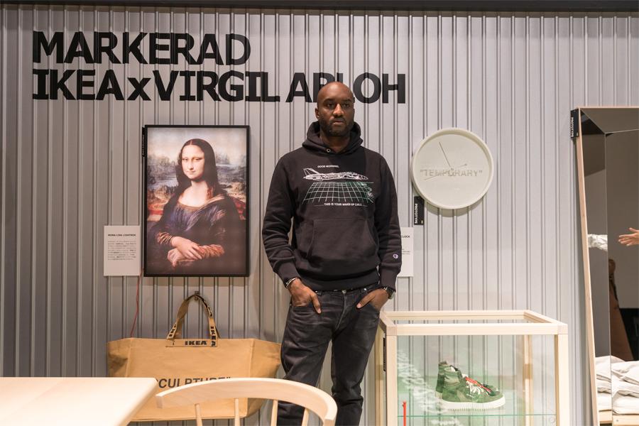 Designer Virgil Abloh (photo: courtesy)