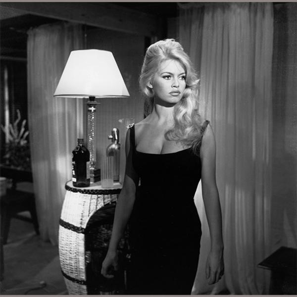 Bridgette Bardot (photo: courtesy)