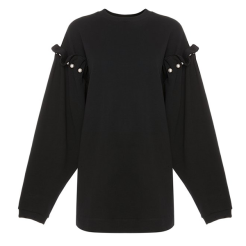 "Mother of Pearl ""Darby"" Eco-Friendly Sweatshirt, $260 USD."