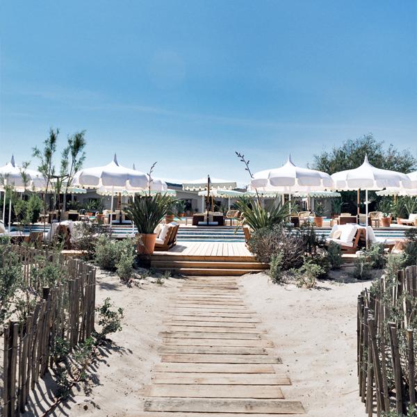 Hotel Épi 1959, luxury beach resort near Saint Tropez (photo: Rory Wylie)