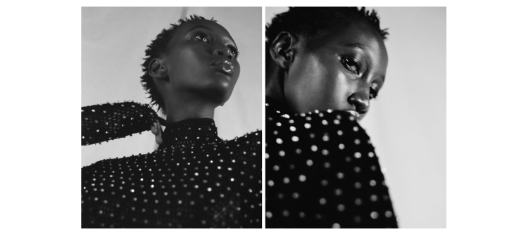 Mood board by LaQuan Smith (photo: courtesy)