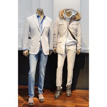 Kiton's 'Pure Vicuña' blazer for fall 2019 (photo: IMAXTREE.COM)