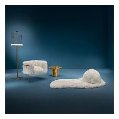 Coronum 'Warm & Fuzzy' Arm Chair.