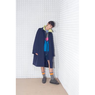 Andrea Pompilio Fall/ Winter 2019-20. (photo: WWD Japan)