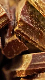 Dark Chocolate Bars (photo: courtesy Pitti Taste)