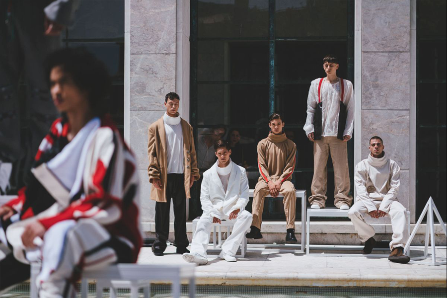 Human Trace Spring 2020 Collection (photo: courtesy)