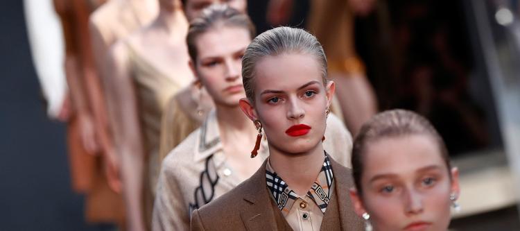 Burberry Spring 2019 Fashion Show (photo: courtesy)