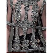 Christopher Kane Spring 2018 fashion show.