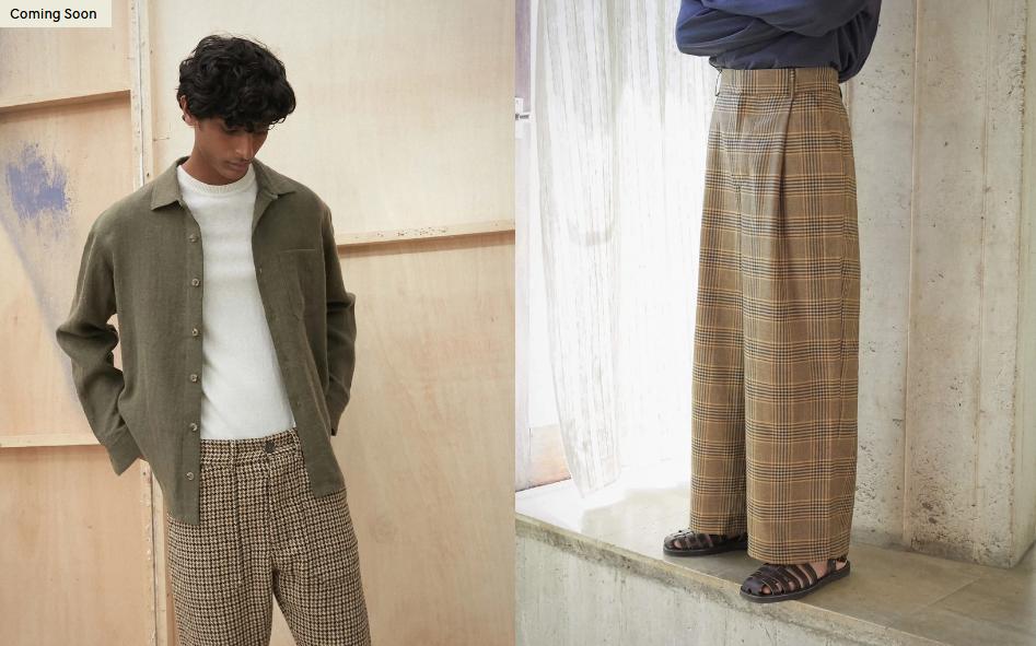 Nanushka Menswear Fall 2019 (photo: courtesy)