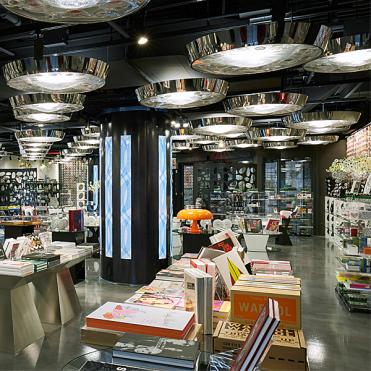 Inside 10 Corso Como New York. (Photo: Courtesy of 10 Corso Como)