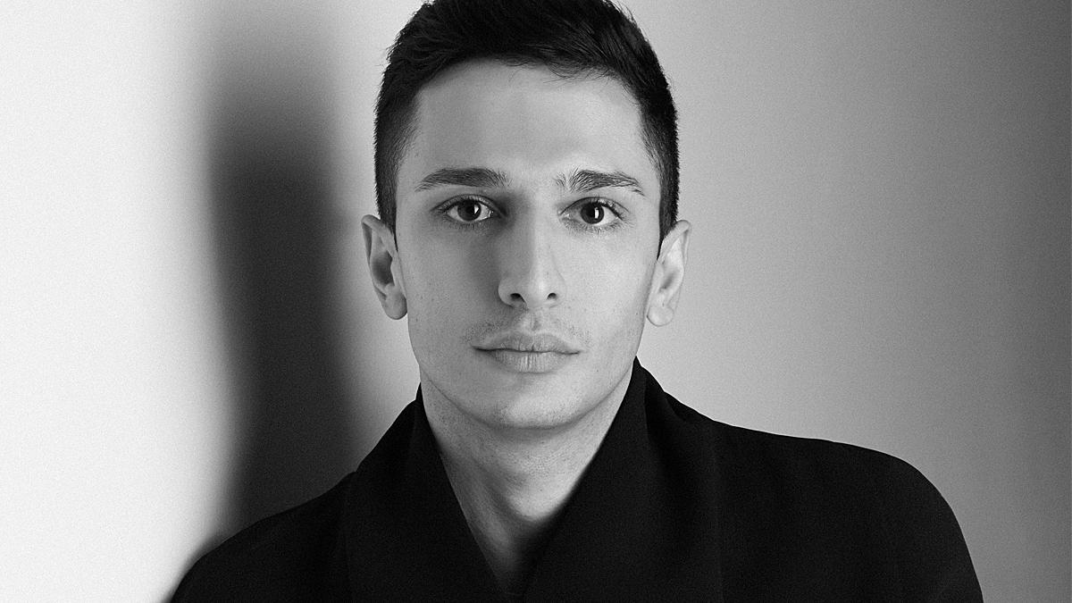 Designer Rad Hourani (photo: courtesy photo)