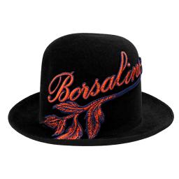 Borsalino fedora. Borsalino is a slow fashion accessories brand, made in Italy. (photo: Borsalino)