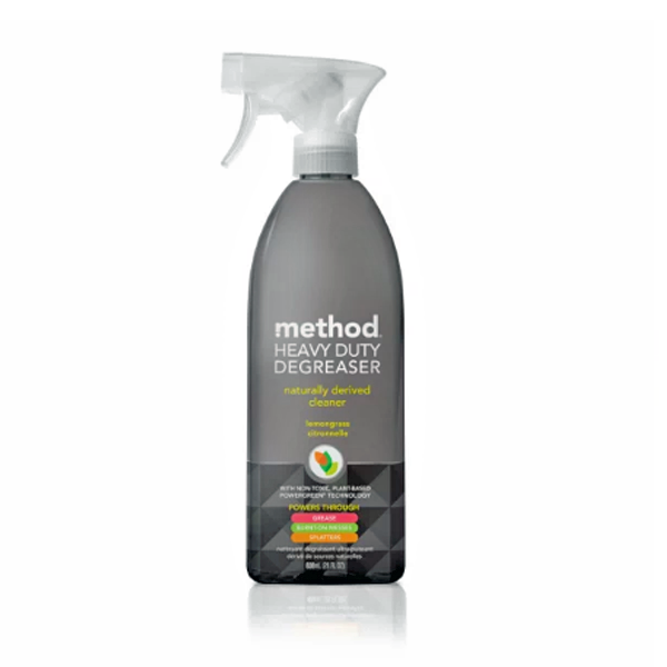 Method heavy duty degreaser, oven and stove top cleaner, $5 USD. (photo: Method)