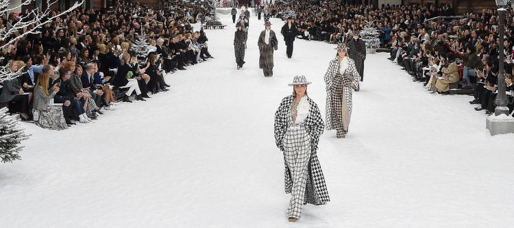 Paris Fashion Week Fall/ Winter 2019-20. (photo: Chanel)